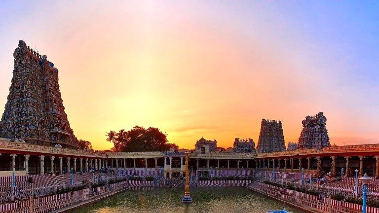 Tamilnadu -Temple Trip