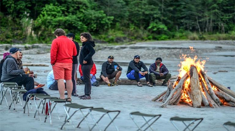 Ganga River Rafting