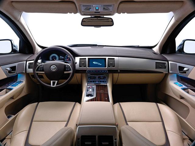 Jaguar -XF Car