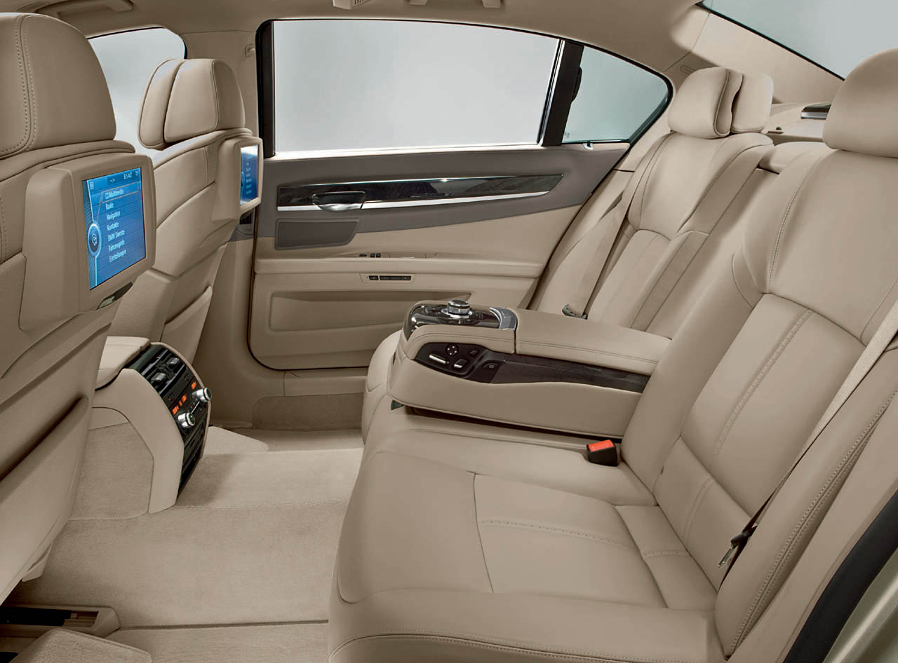 BMW -7 Series Car