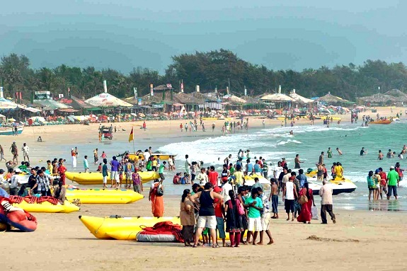 Goa -Beach Tour