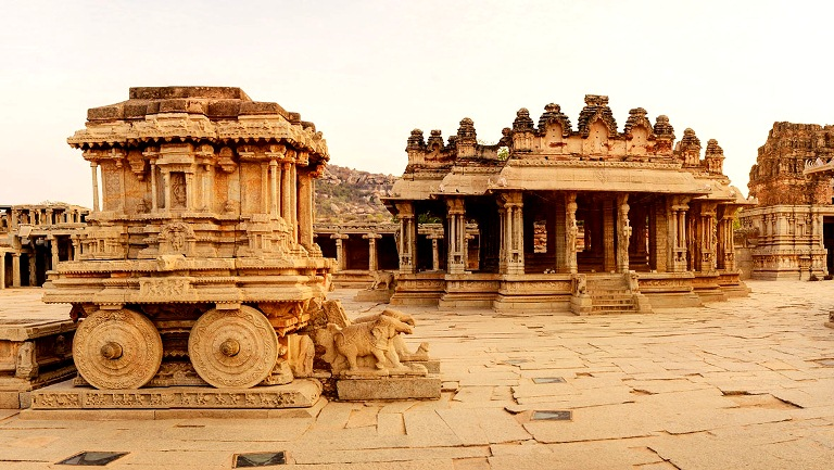 Group of Monuments in Hampi | UNESCO World Heritage Site At Karnataka