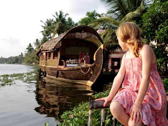 Kerala -Family Tour