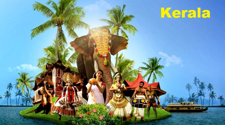 Kerala -Tourist Places