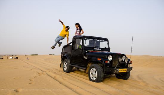 Desert -Safari Tour