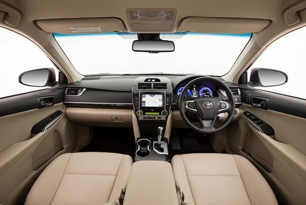 Toyota -Camry Car