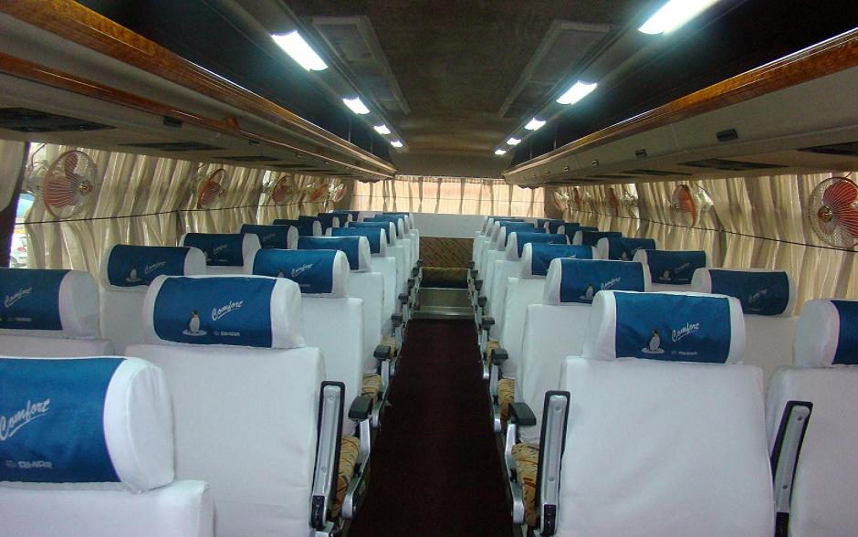 Large -Coach 41 Seater