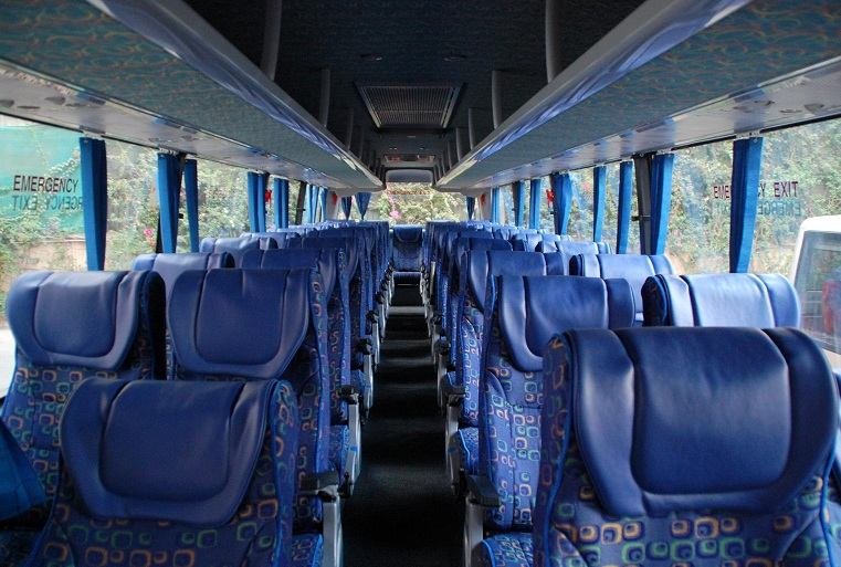 Volvo -Coach 39 Seater