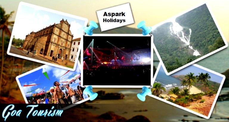 Goa -Tourist Places