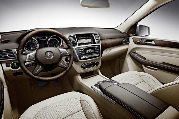 Mercedes -M Class