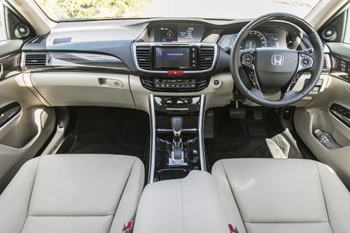 Honda -Accord Car