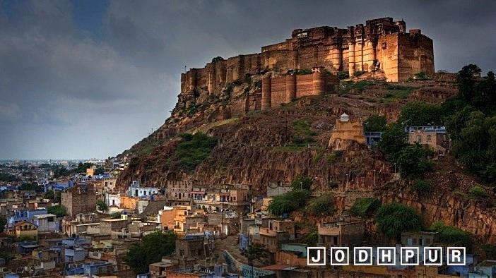 Udaipur -Jodhpur Jaipur Tour