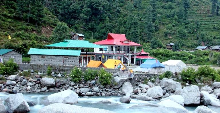 Camping & Angling Tour of Barot