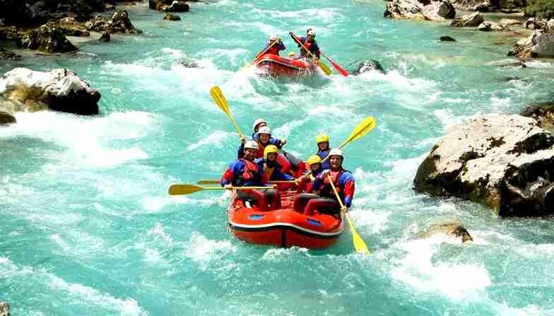 Rishikesh -Rafting Tour