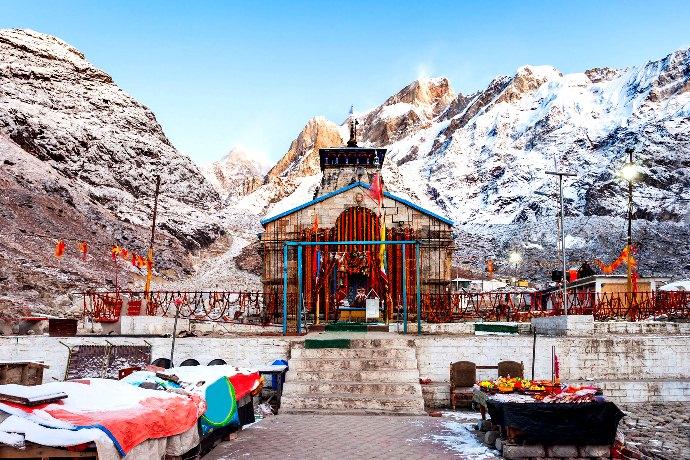 Gangotri -Kedarnath -Badrinath