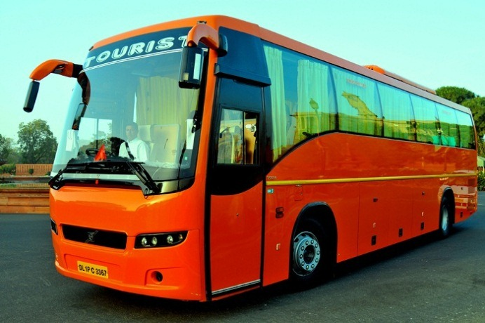 Volvo Bus Booking