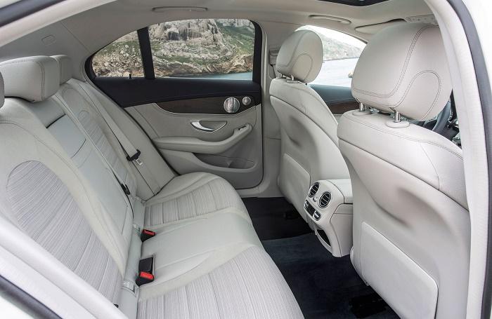 Mercedes -C Class