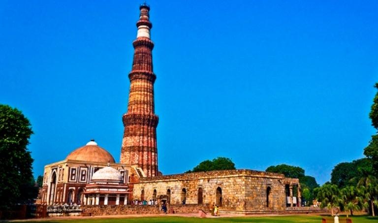 Delhi -Qutab Minar