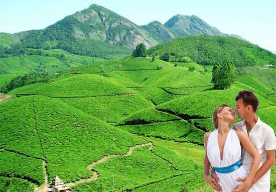 Romantic -Kerala Tour