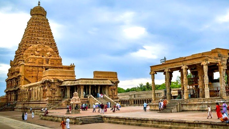 Great -Living Chola Temples