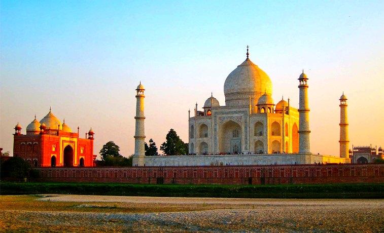Incredible -Taj Tour