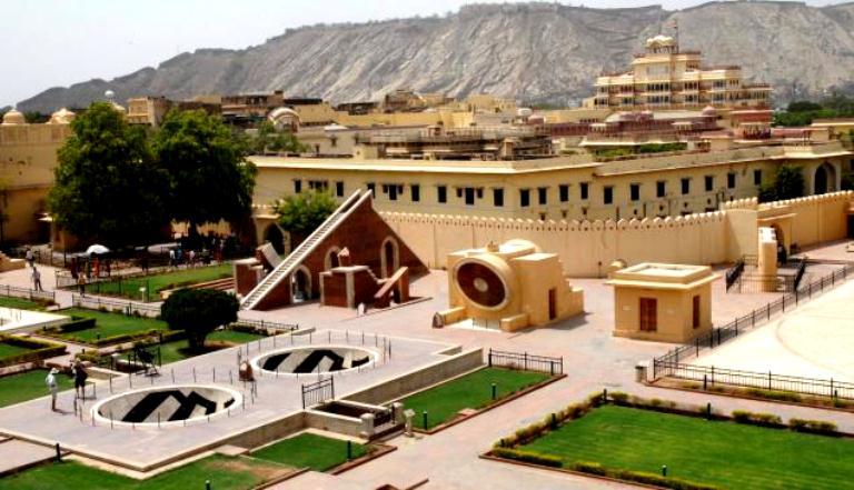 Jaipur -Jantar Mantar