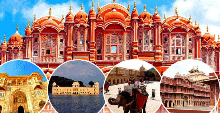 Agra -Jaipur & Andaman Tour