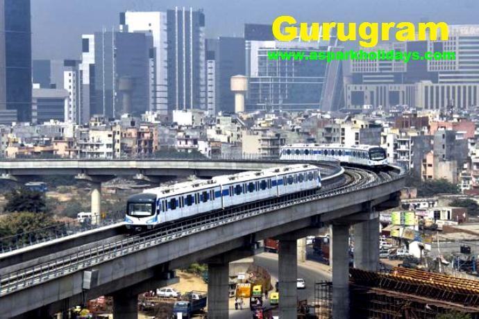 Gurugram -Tourism