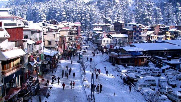 Himachal -Tourist Places