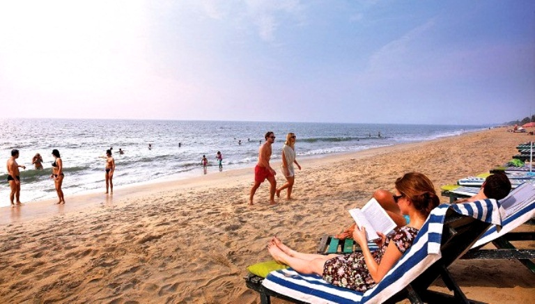 Beaches -Tour of Kerala