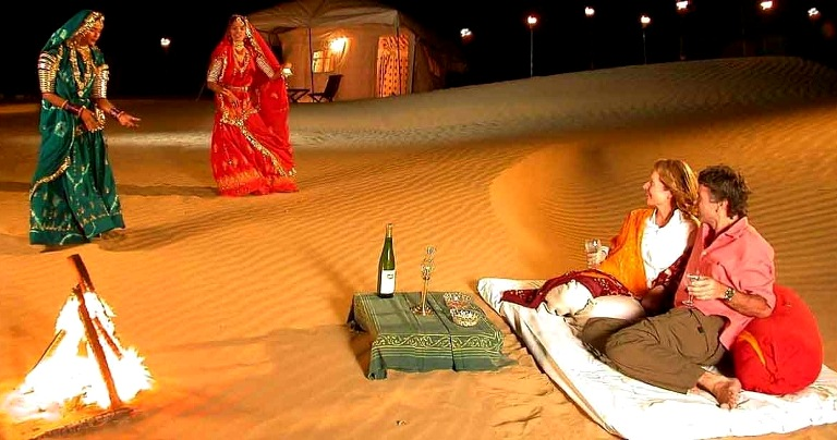 Romantic -Rajasthan Tour