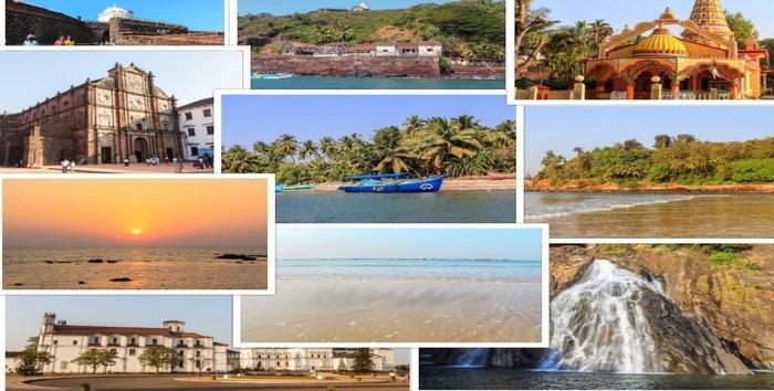 Mumbai -Goa Kerala Tour