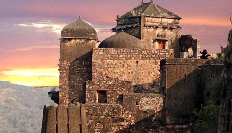 Rajasthan -Ranthambore Fort