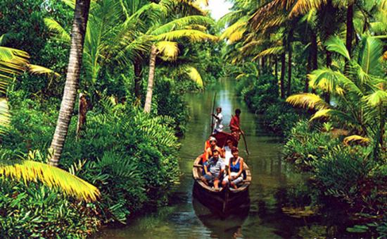 Backwater Alleppey Tour