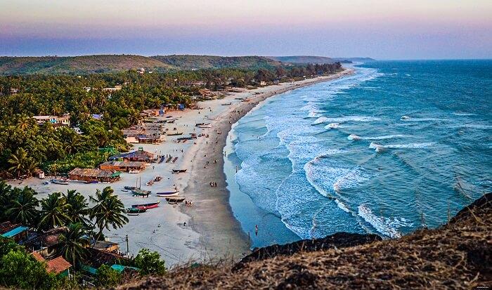 Mumbai -Goa Beaches Tour
