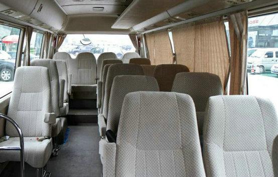 Toyota -Coaster 16-Seater