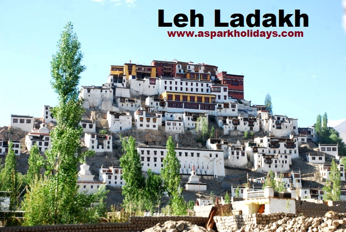 Leh Ladakh -Tourism