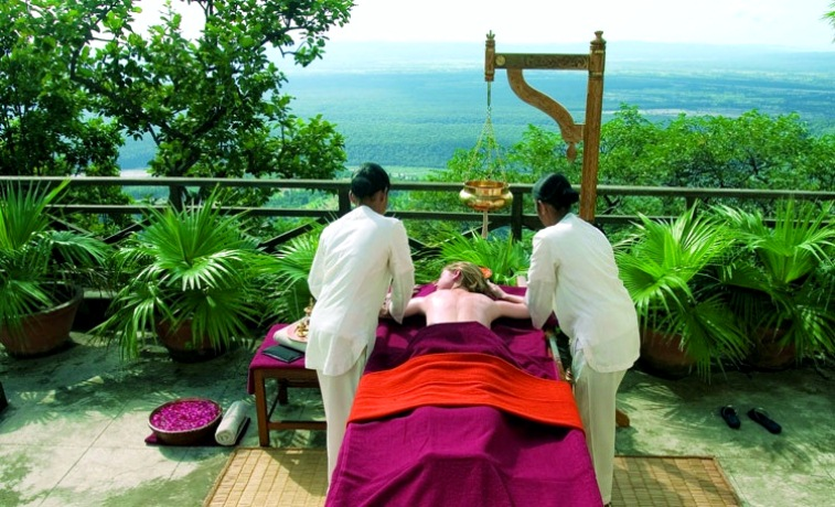 Spa Ayurveda With Taj Tour