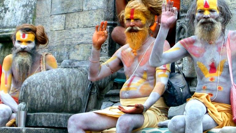 Teen Dham -Yatra