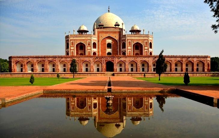 Delhi -Humayuns Tomb