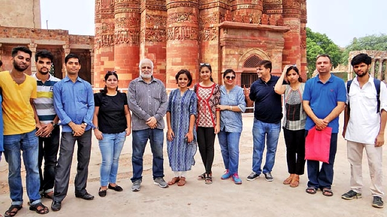 Golden Triangle Group Tour
