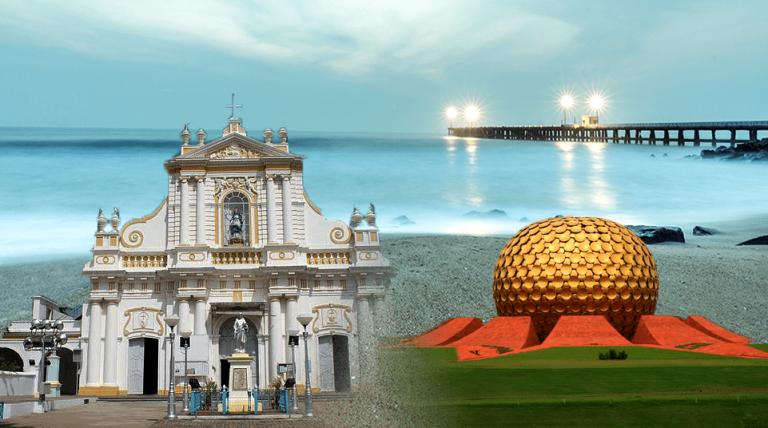 Pondicherry -Tourist Places