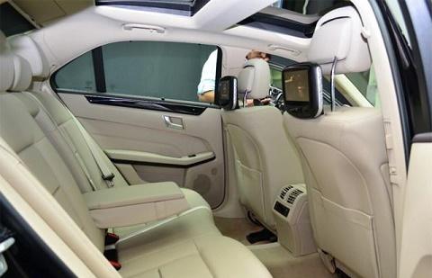 Mercedes -E Class