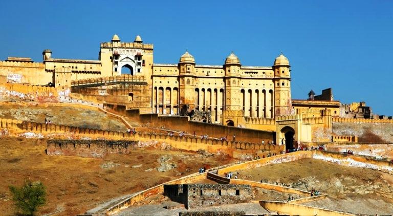 Jaipur -Amber Fort