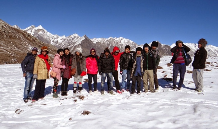 Manali -Spiti Valley Tour