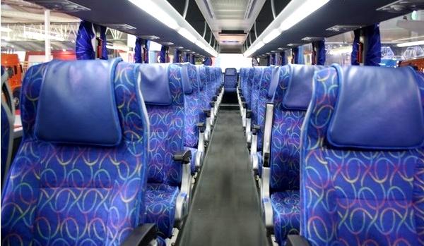 Mercedes -Coach 39 Seater