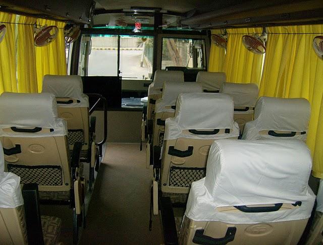 Minibus for Marriage