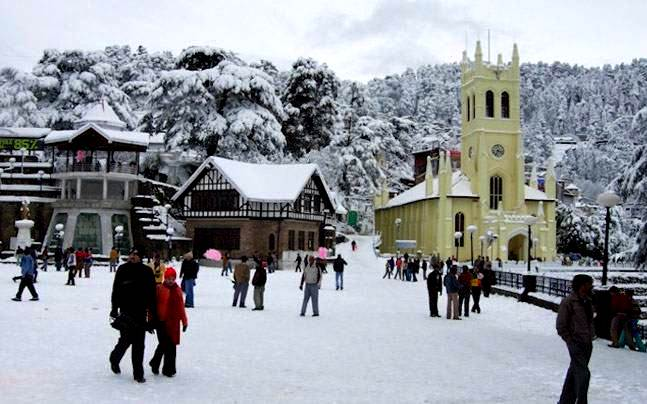Shimla Manali Group Tour