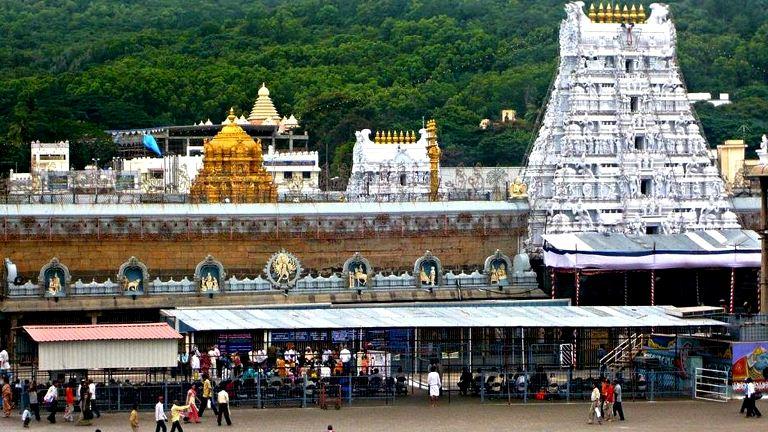 Tirupati -Balaji Darshan Tour