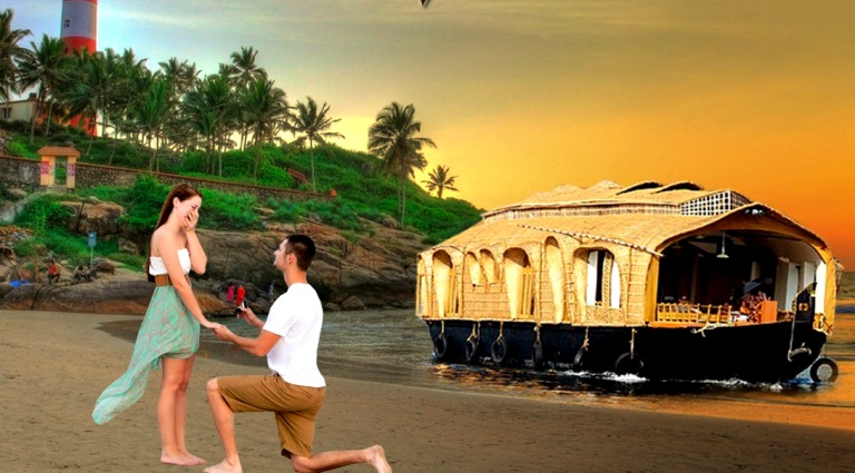 Romantic -Kerala Tour